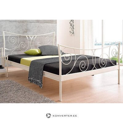 White metal bed (princess) (box, whole)