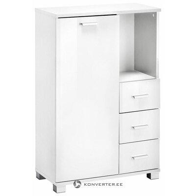 White bathroom cabinet (rowan)
