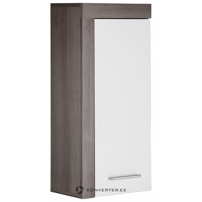 Brown & White Small Cabinet (Miami) (In Box, Whole)