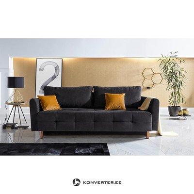 Juoda sofa-lova (inosign)