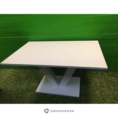Large High Gloss Dining Table (with Beauty Bug)
