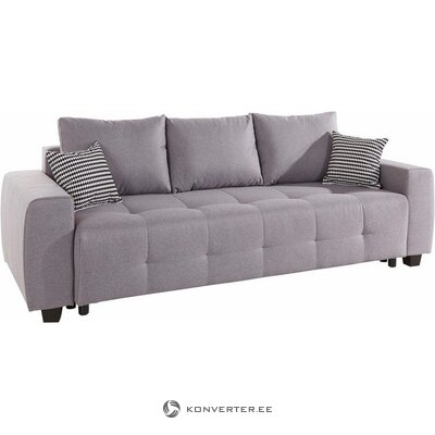 Light gray sofa bed (whole, in box)