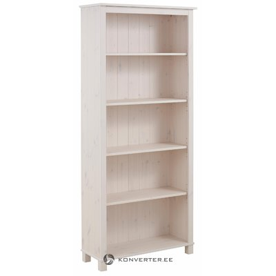 Pinto Bookcase high - White