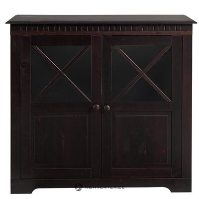 Dark brown chest of drawers (additional)