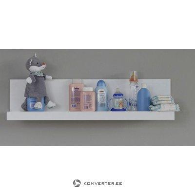 Baltas sieninis lentyna (ne) (pilna, dėžutė)