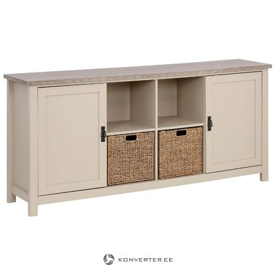 Garay Sideboard Large - Sonoma/Sand