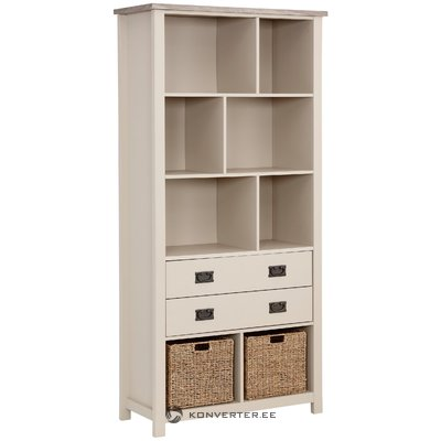 Garay Bookcase - Sonoma/Sand