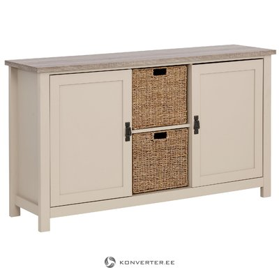 Garay Sideboard Small - Sonoma/Sand