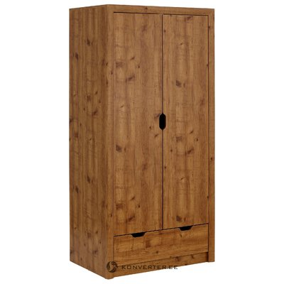 Bentley Wardrobe 2 doors - Pacific Oak