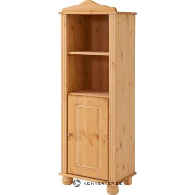 Brown solid wood cabinet (honey)