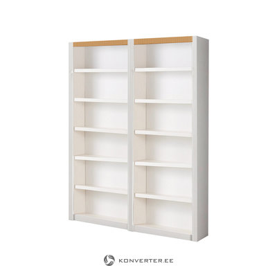 Bailey Wall unit C - White/Lacquer