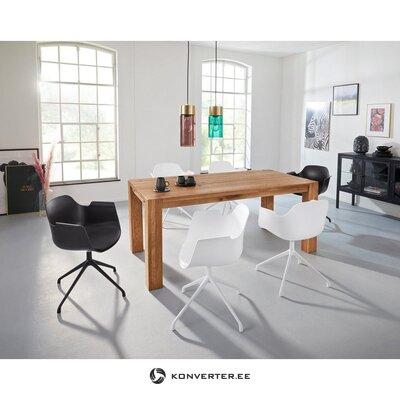 Balta pasukama kėdė (banu)