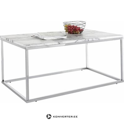 Gray wide coffee table (whole, in box)