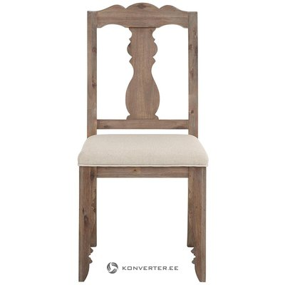 Acacia wood decorative chairs (magnolia)