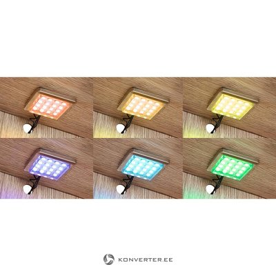 RGB led lamp (2pcs)