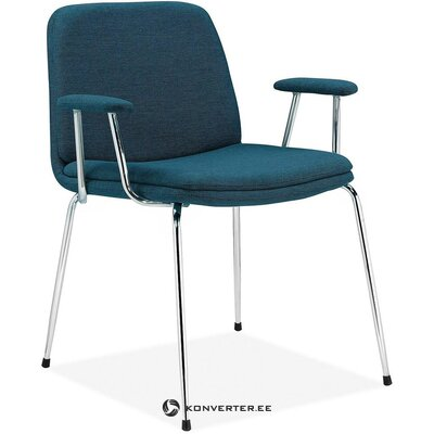 Темно-зеленый стул (сванеке)