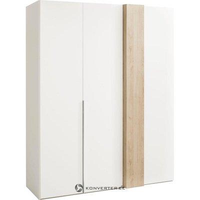 Balta-ruda drabužių spinta (visa, dėžutėje)