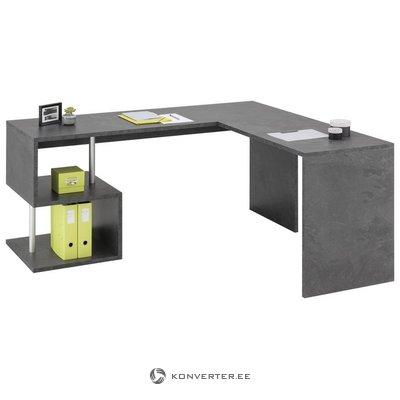 Pilkas biuro stalas (esse)