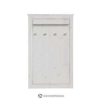 Amanda-paneeli valkoinen lakka