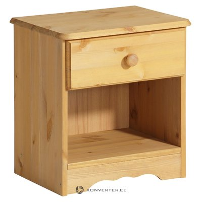 Amanda night stand stain / wax