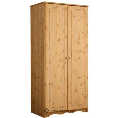 Amanda Wardrobe 2 Doors stain/wax