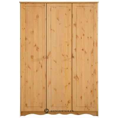 Amanda Wardrobe 3 Doors stain/wax