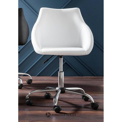 White office chair (dylan)