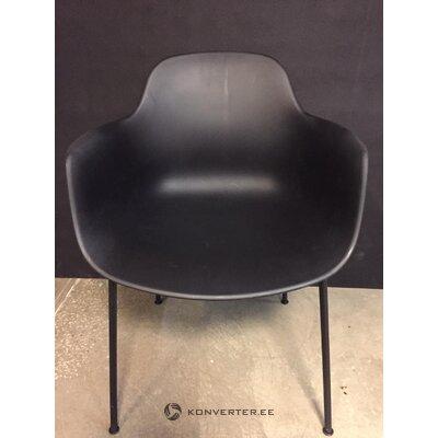 Black chair (claire)