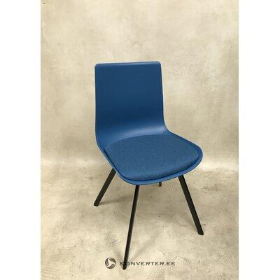 Синий стул (счастливый)