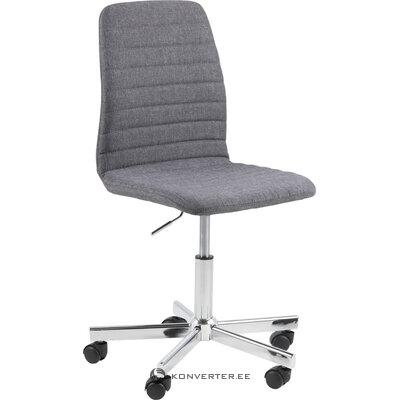 Pelēks biroja krēsls Amanda (Actona)