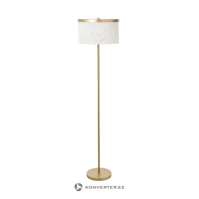 Golden floor lamp daisy (anderson) (in box, whole)