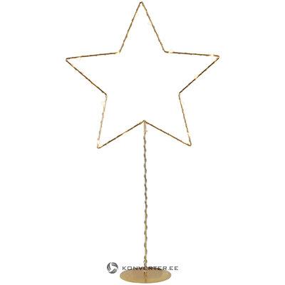 Светильник светодиодный сверкающий (лучшее время года) (в коробке, целиком)