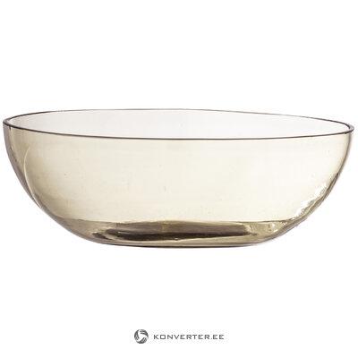 Glass bowl casie (bloomingville)