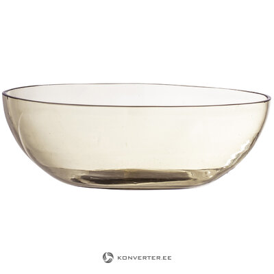 Glass bowl casie (bloomingville) (hall sample)