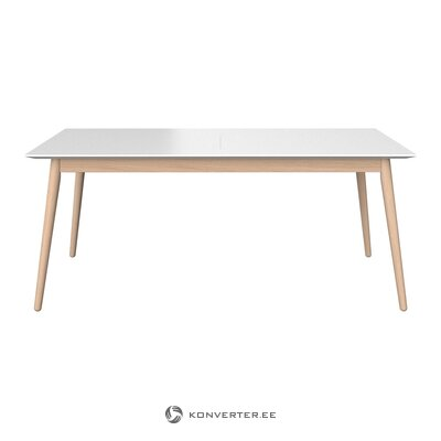 Extendable dining table milano (boconcept)