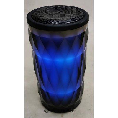 Bluetooth Kõlar LED-Valgusega