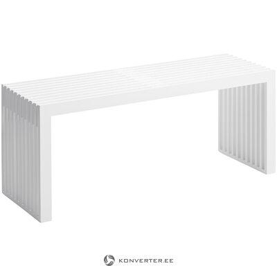 Balta soliņa riba (cinas) (vesela, kastē)