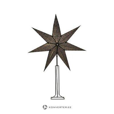 Dekoratīva galda lampa (labākā sezona) (vesela, kastē)