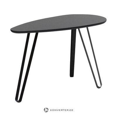 Black small coffee table (canett)