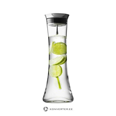 Water jug (menu) (healthy, sample)