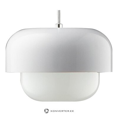 White pendant light (dyberg larsen)