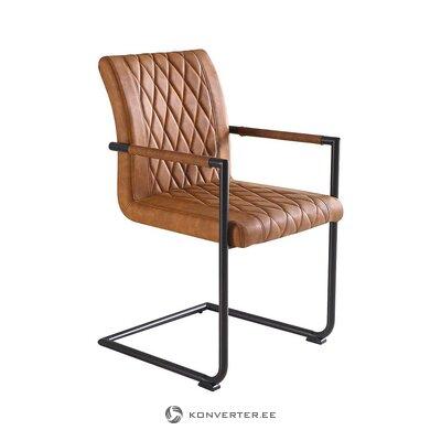 Brūni melns krēsls (bdexx) (veselīgs, paraugs)
