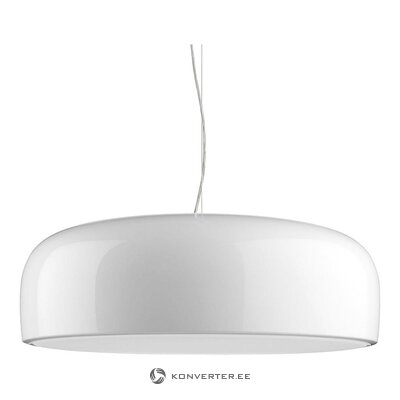 White pendant light (eden illuminazione)