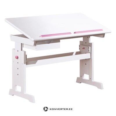 Height-adjustable desk (inter link) (defective hall sample)