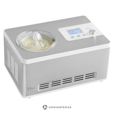 2-in-one ice cream maker and yogurt maker (springlane) (whole, in a box)