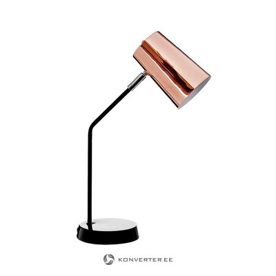 Table lamp (premier housewares) (healthy, sample)