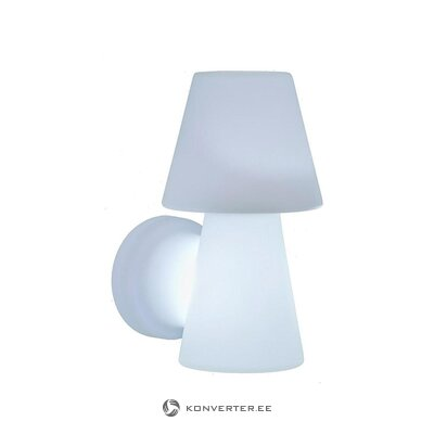 White wall lamp (tomasucci) (whole, in a box)