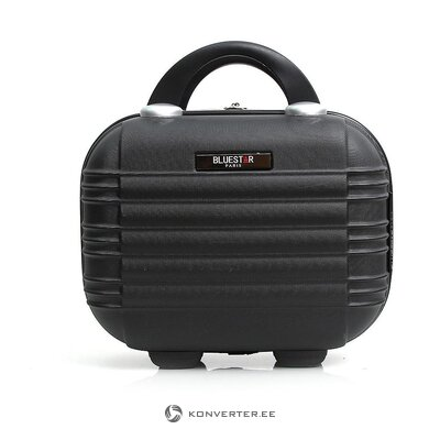 Black small suitcase (bluestar) (whole, hall sample)