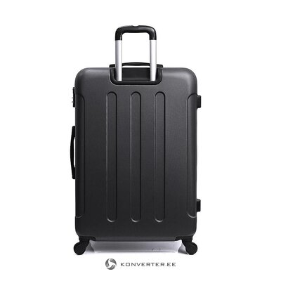 Black large travel case (bluestar) (whole, hall sample)