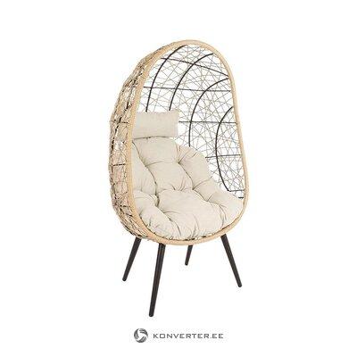 Design garden armchair (bizotto)